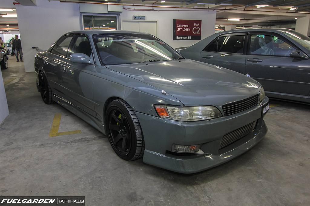 Toyota Mark 2 JZX90 | By Fuelgarden .
