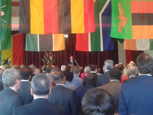 Afrikaempfang 2015 in Hamburg