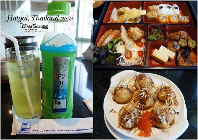 Hat Yai Day 4 - 03 Fuji Restaurant