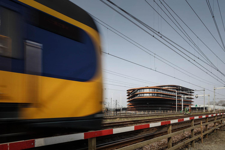 mm_Train khiển Centre Utrecht thiết kế bởi de Jong Gortemaker Algra_06