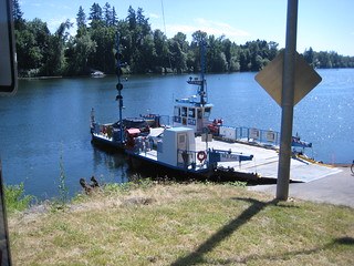 The Canby Ferry