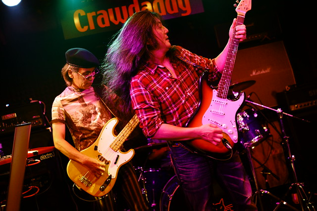 O.E. Gallagher live at Crawdaddy Club, Tokyo, 14 Jun 2015. 029