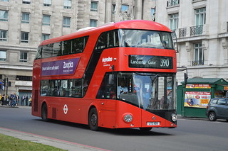 LT 109 (LTZ 1109) Metroline New Routemaster