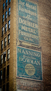 Ghost Sign: Painted advertising, 32nd Street between Park and Lexington Avenues, | by Jeffrey