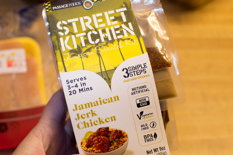 Street Kitchen Recipe