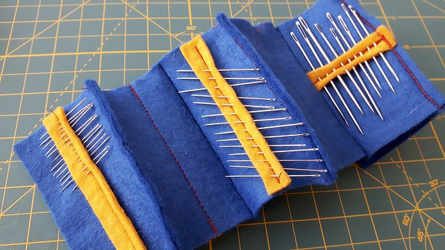 Sewing Needle Case 27