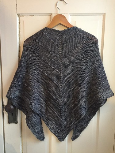 Boneyard shawl by poppyprint
