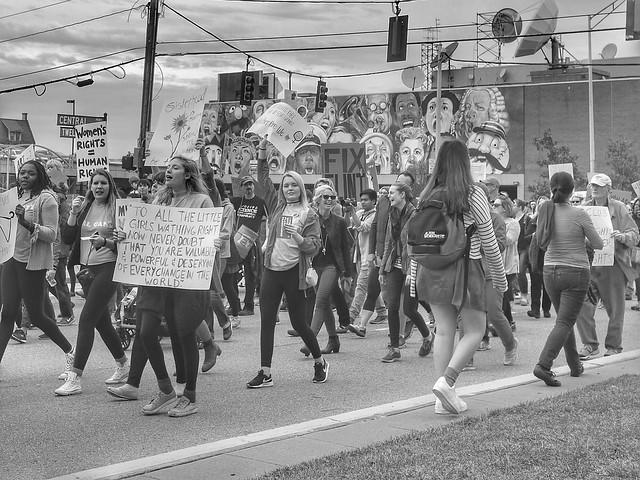Cincinnati WMW- Sister March