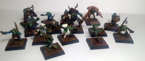 Freebooters Fate - Goblin Piraten