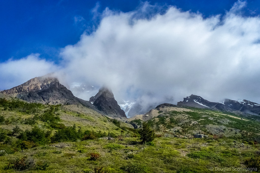 Mountains and Clouds | Torres del Paine National Park ...