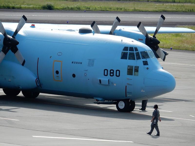 C-130H 機首部分