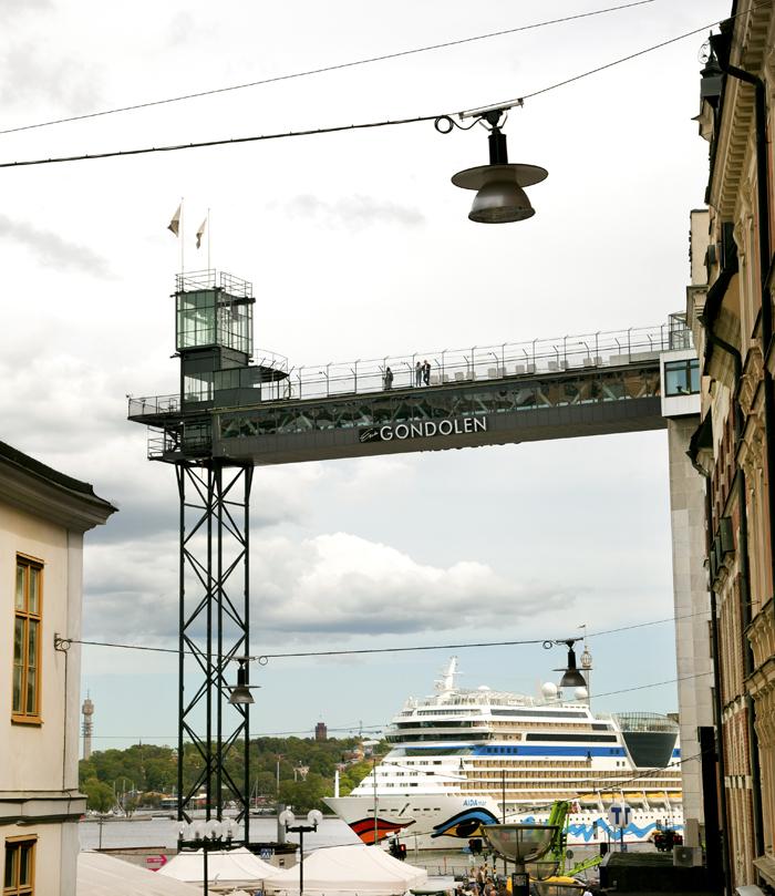 Gondolen, Sodermalm Stockholm