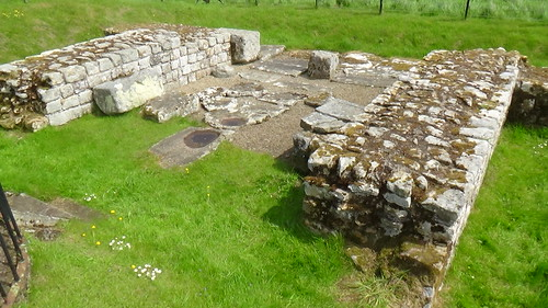 Chesters Roman Fort May 15 (29)
