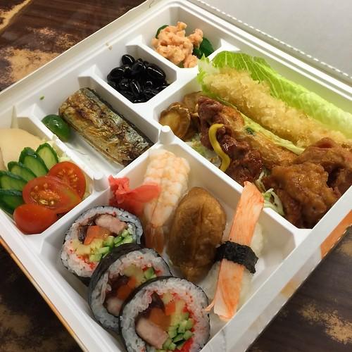 推薦高雄松江庭吃到飽日本料理餐廳平價的日式便當外送服務 (35)