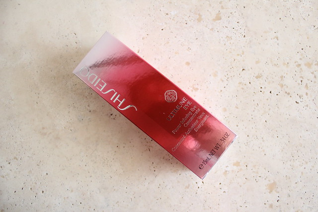 Shiseido Ultimune Eye Power Infusing Eye Concentrate review