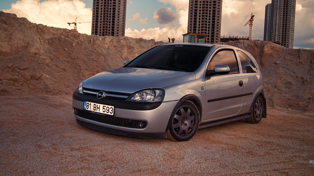 my car 1 7dti opel corsa c rally style fuat zkan flickr. Black Bedroom Furniture Sets. Home Design Ideas
