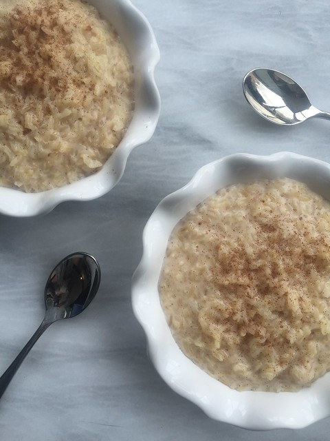 Rice pudding on twothirtyate.com
