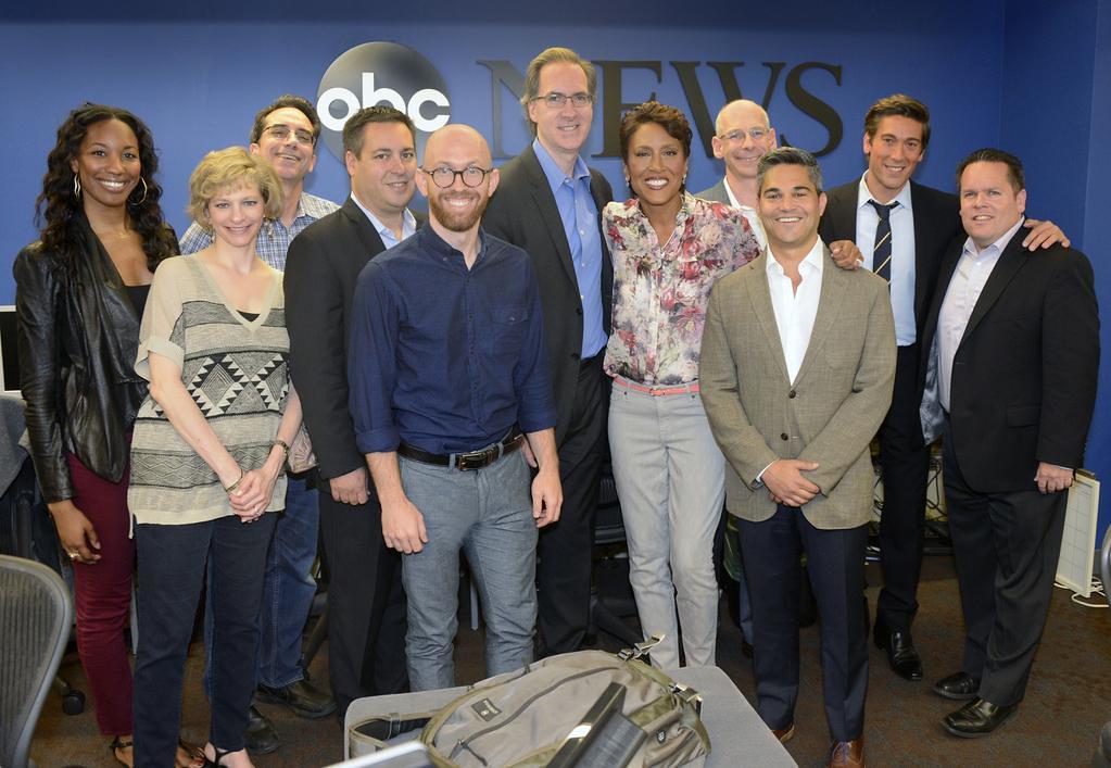 ABC News and ABC News Radio | RTDNAF | Flickr