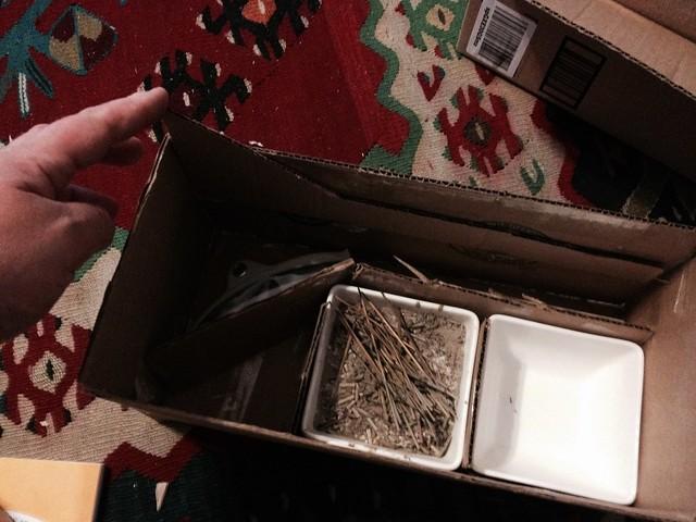 Box of druidry