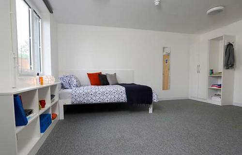 University Of Hertfordshire Room Map