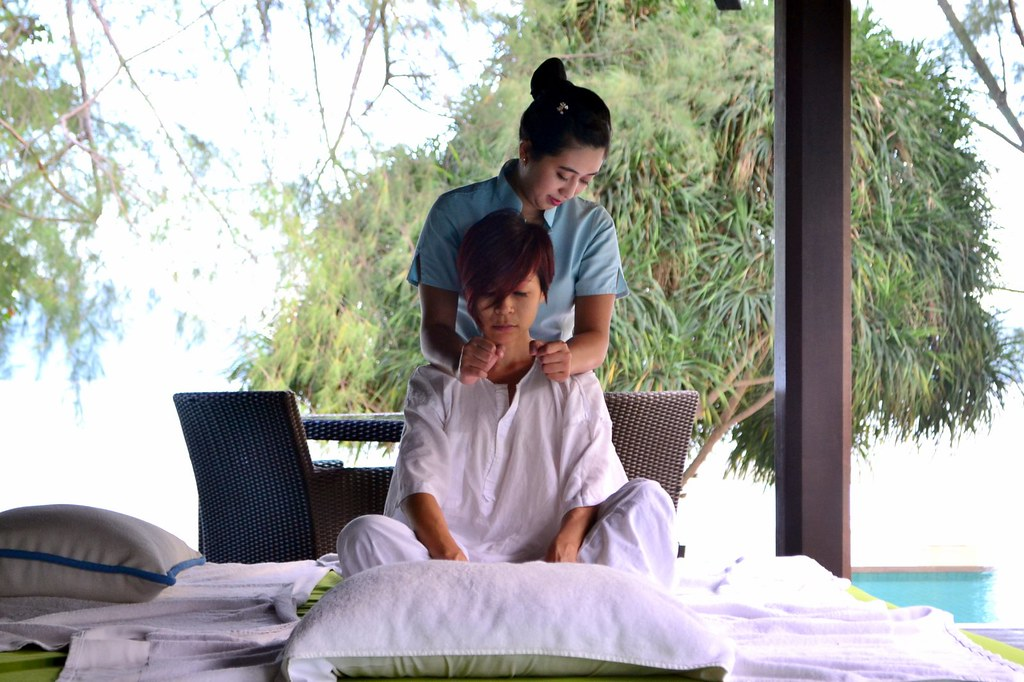 Westin langkawi - heavenly spa - review -royal thai massage-017