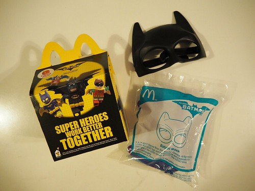 LEGO Batman Movie -McDonald's Happy Meal week 1