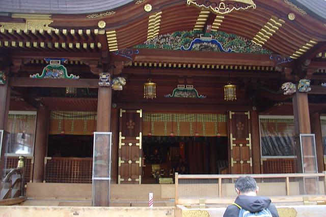 Yushima Shrine (湯島天満宮)