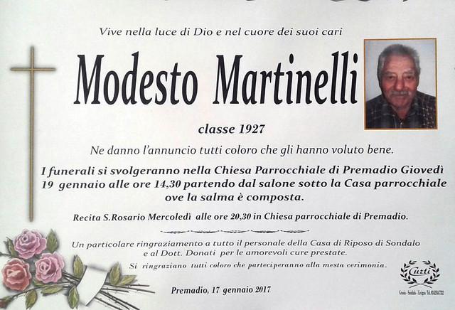 Martinelli Modesto