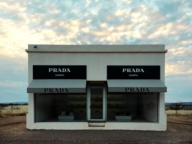 Prada - Marfa - Texas