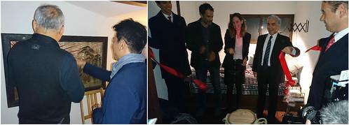 Inauguran residencia para artistas mexicanos en Tokio