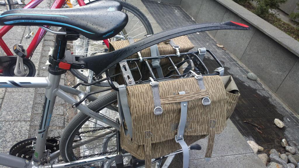 bikehack army surplus panniers east german nationale volk flickr