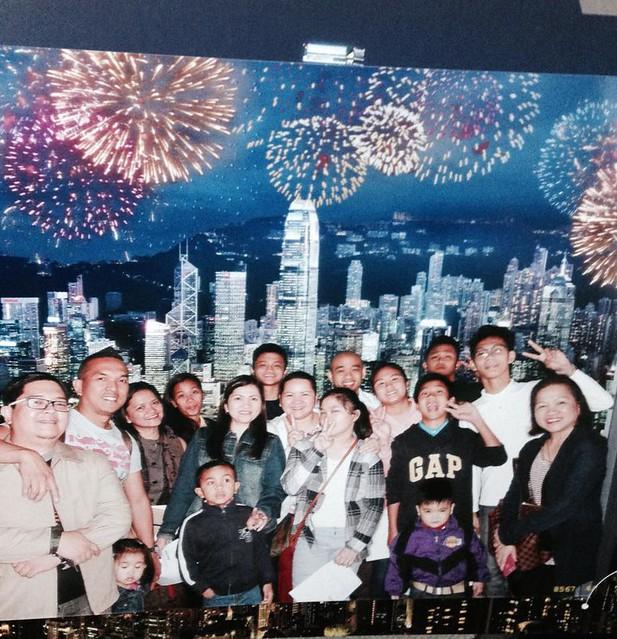 Family in HK