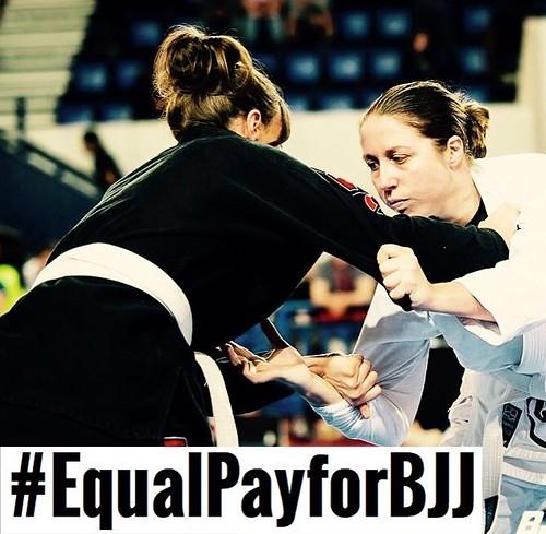 #EqualPayforBJJ