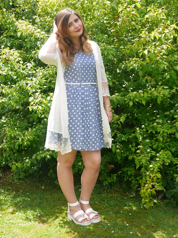 uk fashion lifestyle blogger laurenella yumi 30 days of summer outfit post