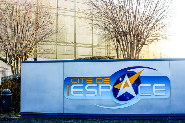 Cité de l'espace de Toulouse