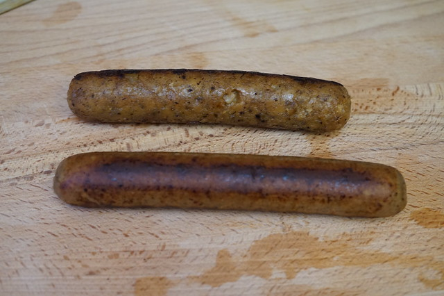 New and Old Field Roast Sausage
