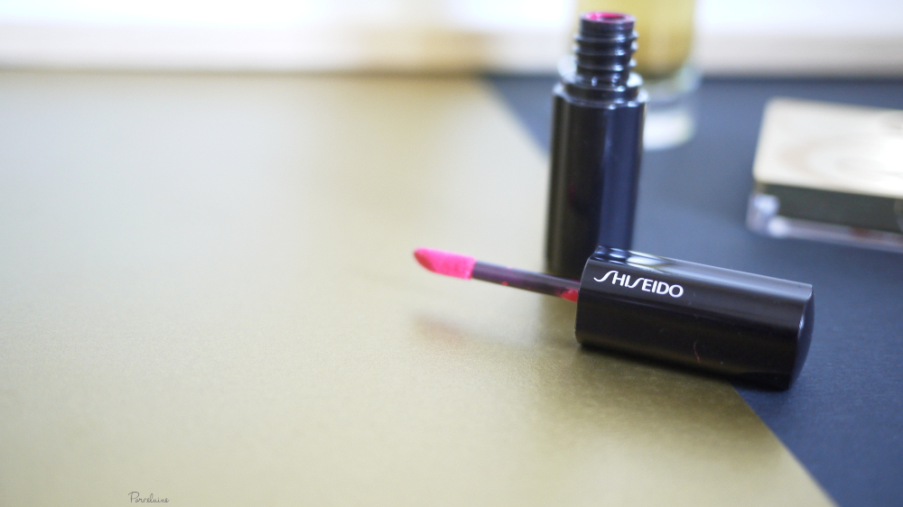 shiseido laque de rouge RS 404