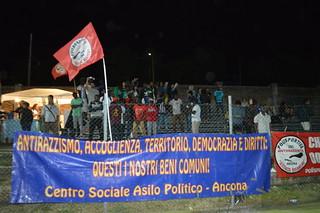 Huancayo - Senegal @XIV mondialito antirazzista Assata Shakur Ancona