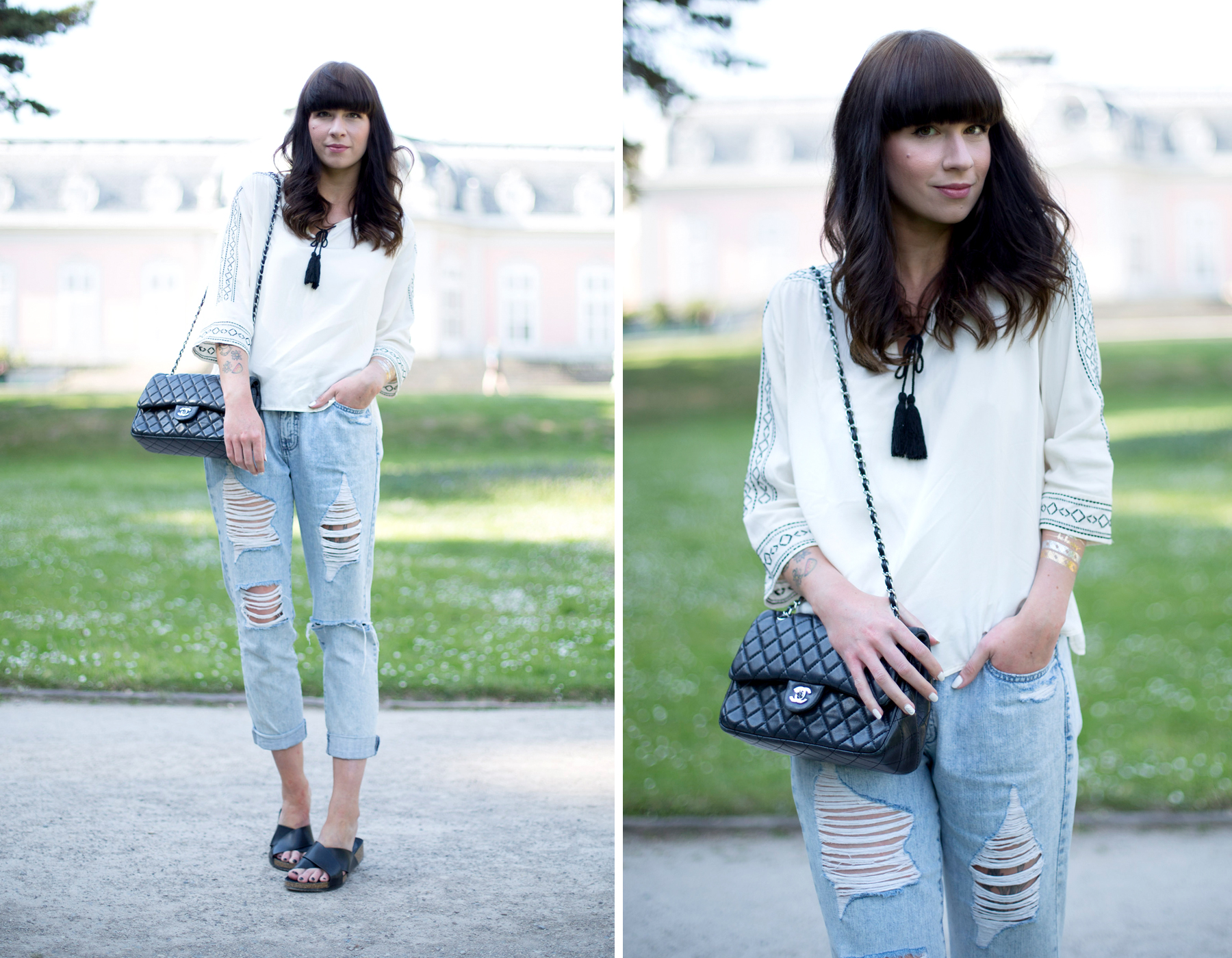 jeans girl ripped denim shopbop styling summer düsseldorf dusseldorf fashion blogger germany cats & dogs ricarda schernus 4