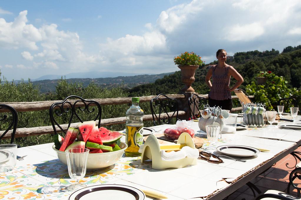 Italy day 1