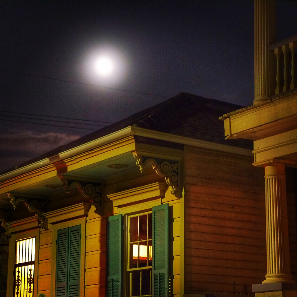 Mooning Over New Missoni: Blue Moon Over New Orleans.