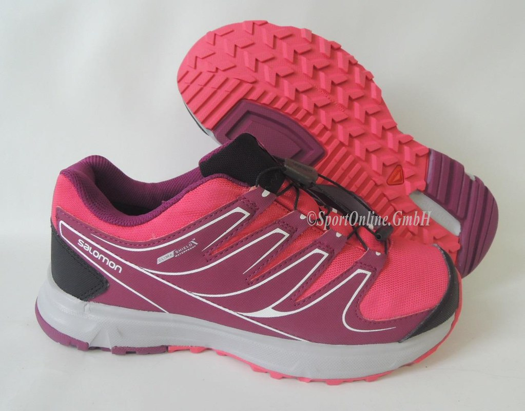 stable quality offer discounts exquisite style Salomon Steppy Jr. pink   bayernlady   Flickr