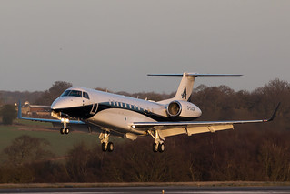 G-SUGR Legacy 650 Air Charter Scotland | by KING COBRA 92