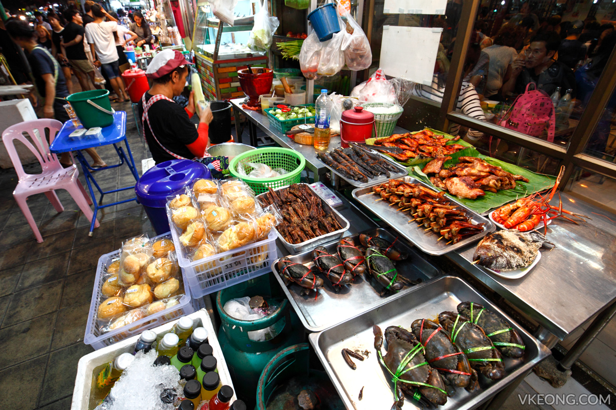 Noi Seafood Restaurant Huay Khwang