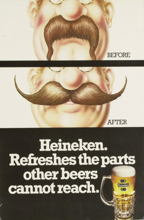 Heineken-1970s-mustache