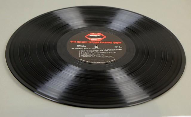 """Rocky Horror Picture Show OST 12"""" LP ALBUM VINYL"""