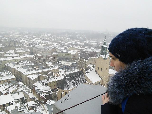 До Львова— поромантику