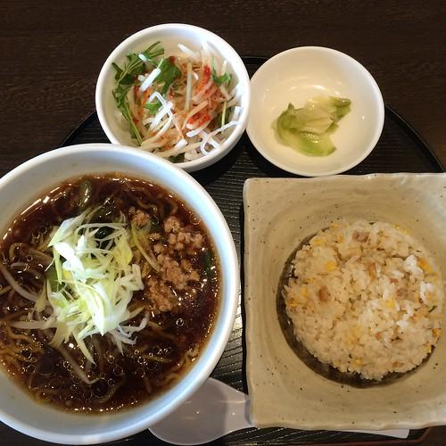 ラーメンランチ at 京花楼