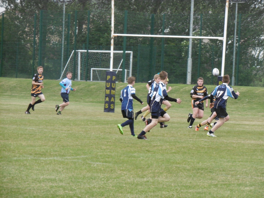 Pumas u13's Home To Durham Tigers