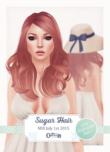 Sugar hair for MIX